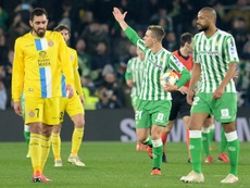 Giovani Lo Celso has been one of Betis' star performers. AFP
