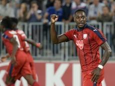 Younousse Sankharé interesa al Alavés. AFP