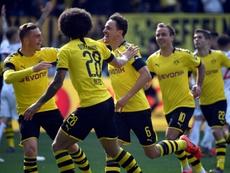 Le Bayern, Dortmund, Leipzig et Leverkusen joueront la Ligue des champions. AFP