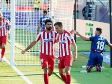 Un duo Diego Costa-Llorente pour affronter Leipzig ? afp