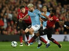 City et United se battent pour une pépite norvégienne de 19 ans. AFP