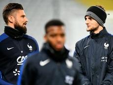 Rabiot sigue apartado de la Selección de Francia. AFP