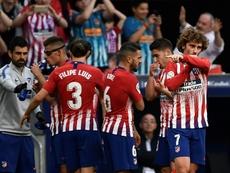 Le onze type de BeSoccer pour la 32e journée de Liga. AFP