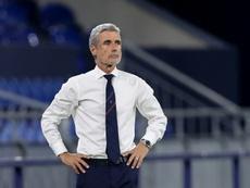 Luís Castro cree que la culpa no es solo de Zidane. AFP
