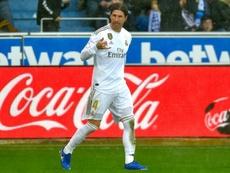 Sergio Ramos poderá pagar caro. AFP