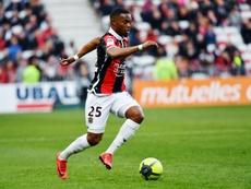 El centrocampista es uno de los estandartes del Niza. AFP