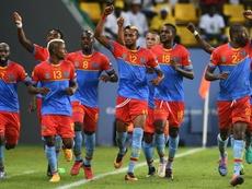 Los congoleños son una de las sorpresas del torneo y un equipo muy fiable. EFE/Archivo