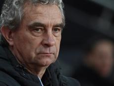 Dominique Rocheteau, au sujet de la finale de la Coupe de France 1982. AFP