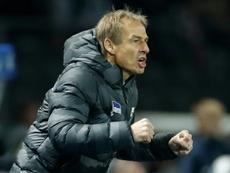 Klinsmann se ofrece a entrenar en México. AFP