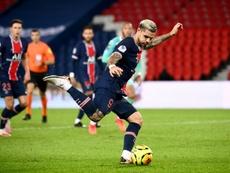 Les compos probables du match de Ligue 1 entre Angers et le PSG. AFP