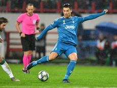 Cristiano Ronaldo will not apologise. AFP