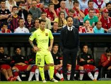 Estilo mudou de patamar o Barcelona e a seleção da Espanha na última década. AFP