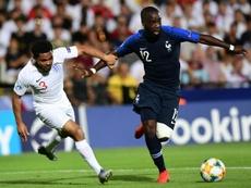 Trois changements contre la Croatie pour la France U21. AFP