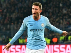 Laporte impressed in the Champions League on Tuesday. AFP