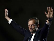 El Inter ya trabaja en el sucesor de Conte. AFP