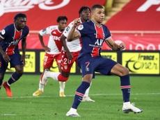 Confira a lista de artilheiros do Campeonato Francês 2020/21. AFP