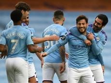 Le TAS annule l'exclusion de Manchester City. AFP