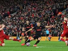 Wenger advierte de la peligrosidad del Atlético y el Atalanta en la Champions. AFP