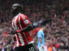 Revelam um problema que Mané teve no Southampton. AFP