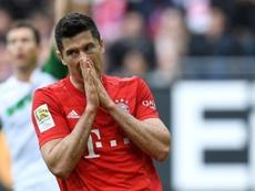 Lewandowski pode bater o recorde de Gerd Müller? AFP