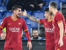 It could be a busy summer for Roma. AFP