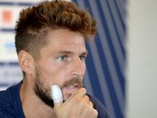 Costil a analysé la défaite de Bordeaux. AFP