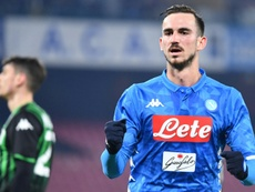 Napoli will have to see off stiff competition if they want to keep Fabian Ruiz. AFP