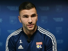 Anthony Lopes se confie. AFP