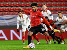 Direction la Bundesliga pour Georginio Rutter. AFP