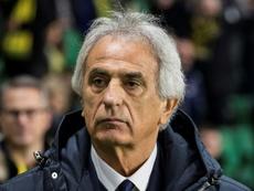 Coach Vahid est remonté. AFP