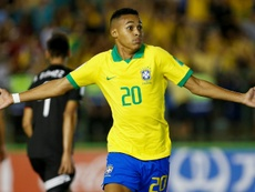 Uno de los mayores talentos de Flamengo. AFP