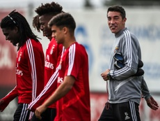 El Benfica renueva a Bruno Lage hasta 2024. AFP