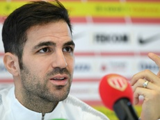Cesc chooses between Wenger, Guardiola and Mourinho. AFP