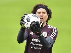 La MLS tienta a Ochoa. AFP