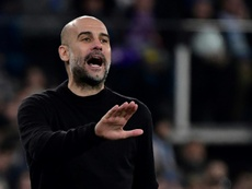 Jovem do time de Pep Guardiola é reforço desejado pelo Barcelona. AFP