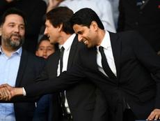 La barre des 100 millions d'euros de vente est atteinte à Paris. AFP