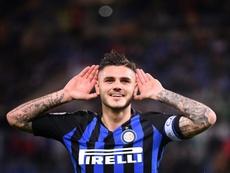 Inter, míster finales. AFP/Archivo