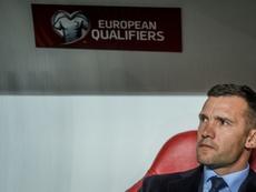 Shevchenko veut devenir l'entraîneur du Milan. AFP