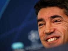 Bruno Lage le quitó un premio a Mourinho... ¡y a Cristiano! AFP