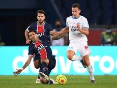 Séville veut se servir en Ligue 1 à coût zéro. AFP