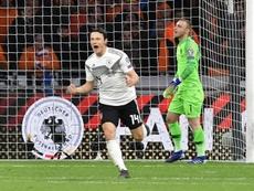 El Borussia llega a un acuerdo por Schulz. AFP