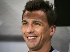 Mandzukic se acerca a la Premier League. AFP