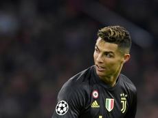 Cristiano quiere a una Juve todopoderosa. AFP