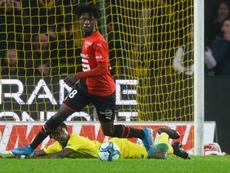 Le Milan devancera-t-il le Real et le Barça pour Camavinga ? AFP