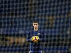 Kepa Arrizabalaga's poor performances meant he was dropped. AFP