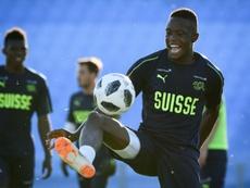 Manchester United pagaria 60 milhões de euros por talento da Bundesliga. AFP