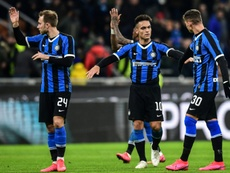 Inter Milan want plenty in exchange for selling Lautaro. AFP