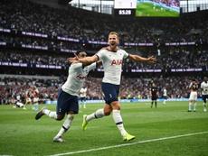 Duas razões para o United não contratar Harry Kane. AFP
