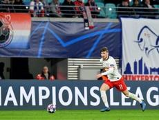 Liverpool et Werner compliquent le dossier Lautaro. AFP