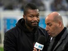 Djibril Cissé n'ira pas à Dijon. AFP